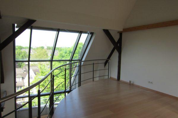 Aussergewöhnliche Dachgeschoss ETW