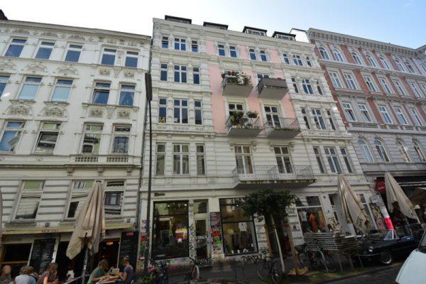 5,5 Zimmer-Wohnung im belebten und beliebten Szeneviertel