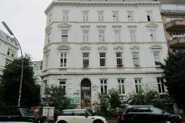 Lippmannstraße, 4 Zimmer-Altbauwohnung
