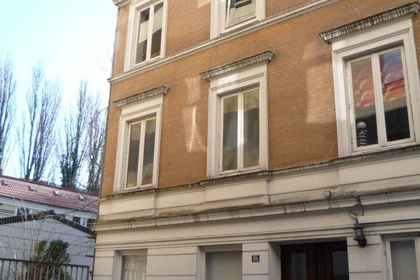 Kleine Wohnung in 2. Reihe, Susannenstraße
