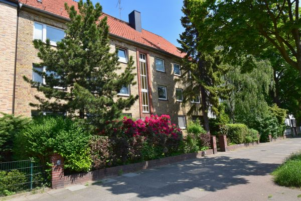 2 Zimmer-Wohnung in Wandsbek Marienthal