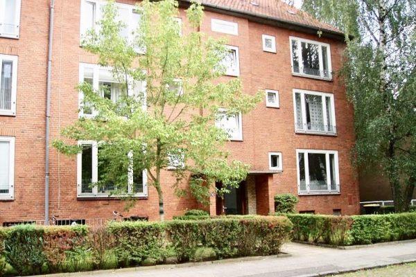 Schöne und ruhige 3 Zimmerwohnung mit Balkon
